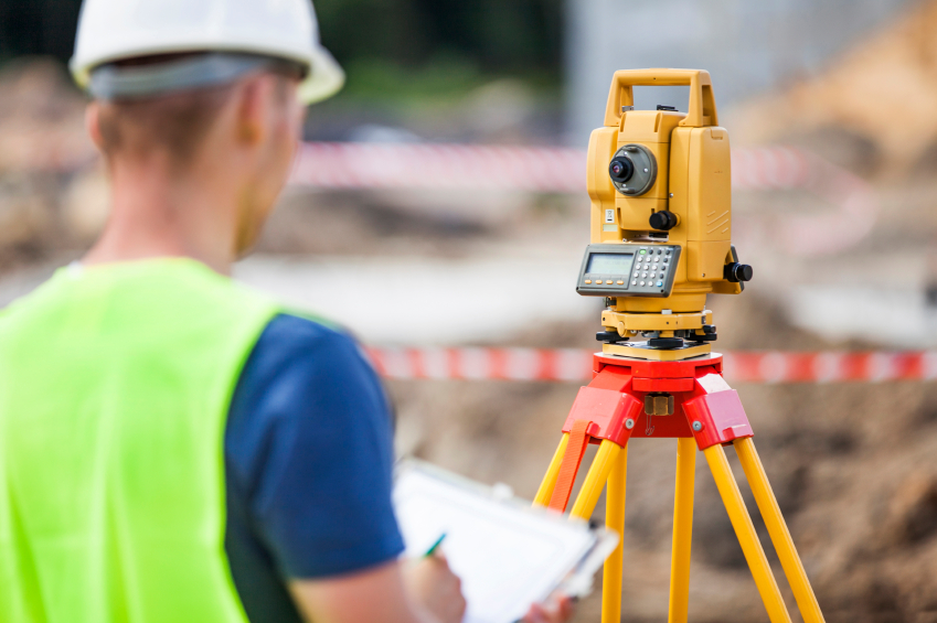 Surveying and Field Construction Monitoring Services - Morris Knowles & Associates - iStock_000044632084_Small